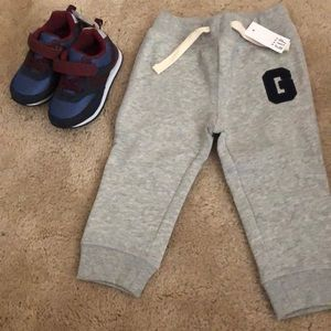Other - Gap Pants and Osh Kosh Sneakers